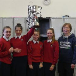 St Dominic's wins All Ireland Cross Country Cup
