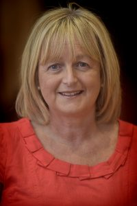 A portrait of Ann Cameron school principal