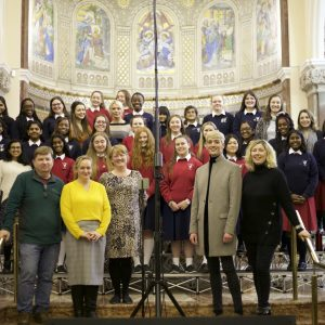 Recording of Choral Composing Competition winning entries