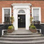 St Dominic's College front door