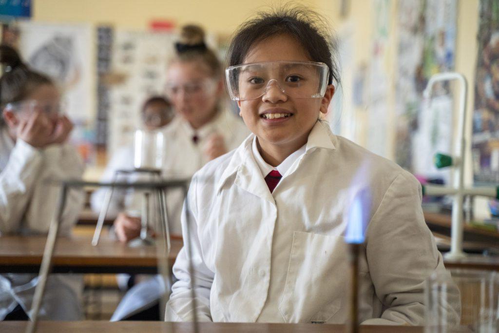 St Dominic's Student Bunsen Burner