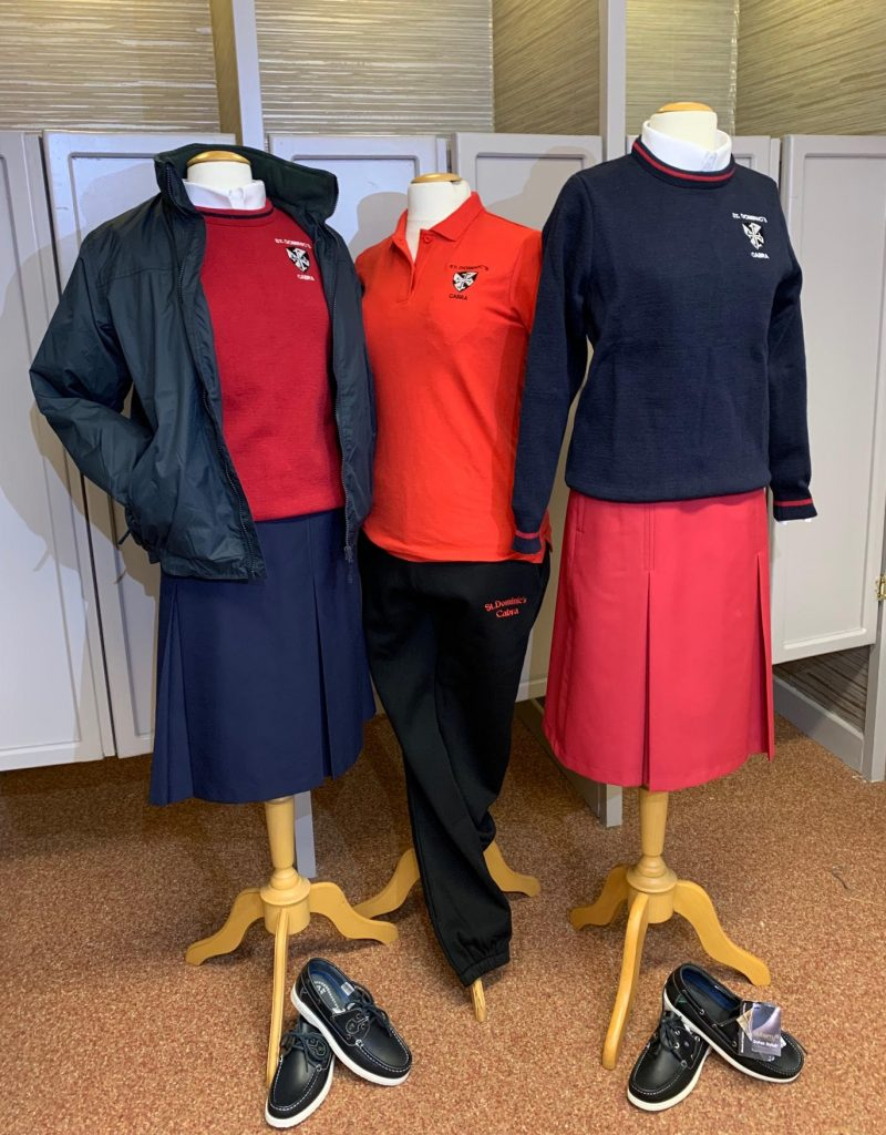 St Dominic's College School Uniform