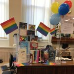 Stand Up Awareness Week in the Library