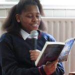 Ifunanya Ogochukwu reading The Source