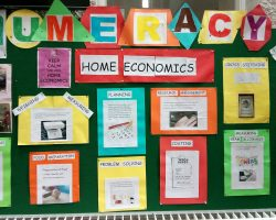 Numeracy Notice Board