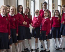 St Dominic's Junior Students
